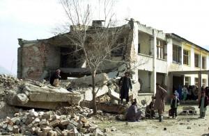 afghan ruins