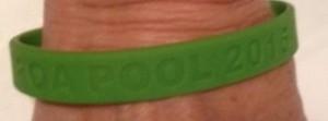 pool bracelet